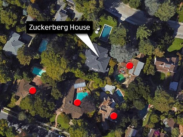 خانه زاکربرگ