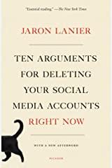 کتاب ten arguments for deleting your social media accounts