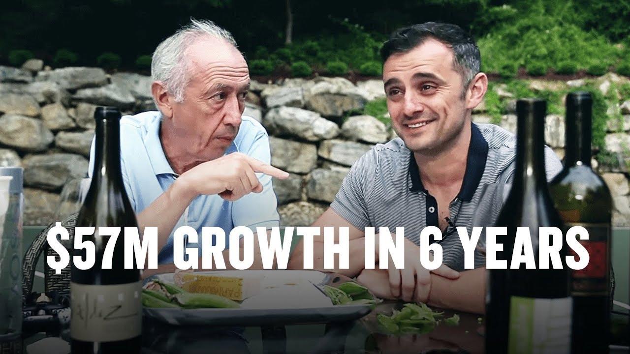 گری وی - چطور کسب و کار خانوادگی بسازیم