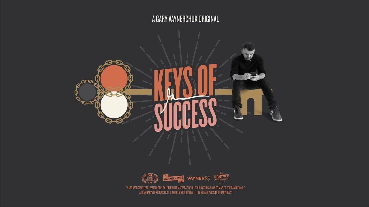 گری وی - کلید موفقیت