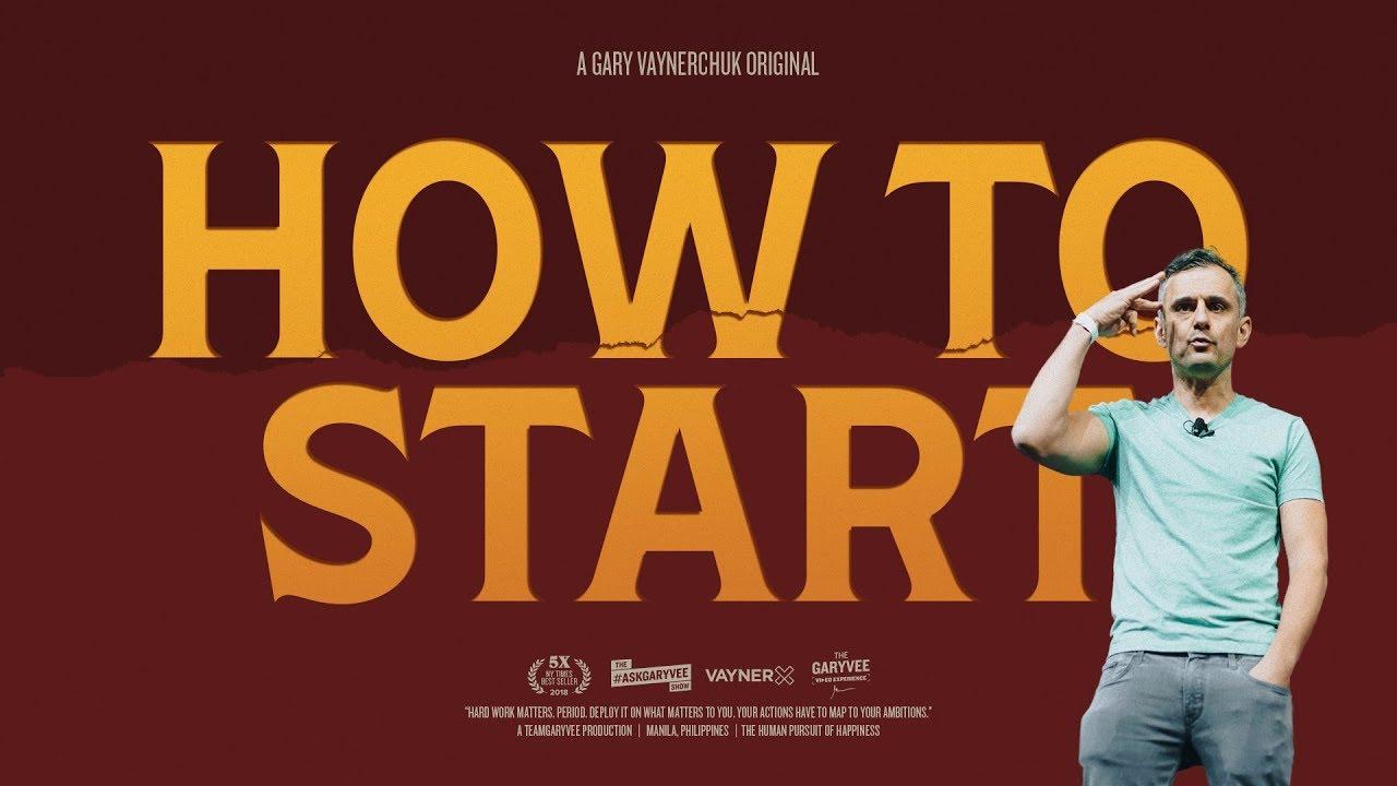 گری وی - چطور شروع کنیم