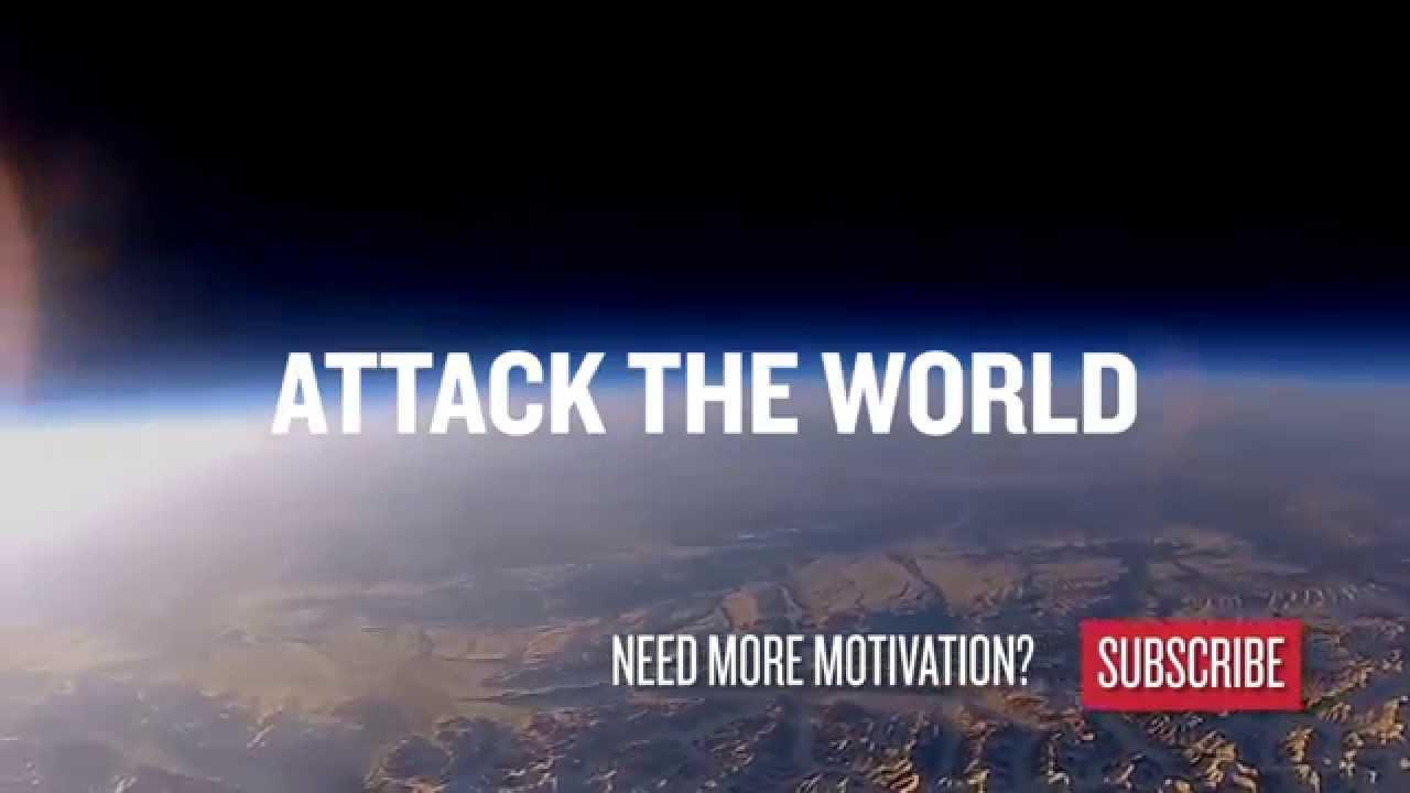 گری وی - حمله به دنیا
