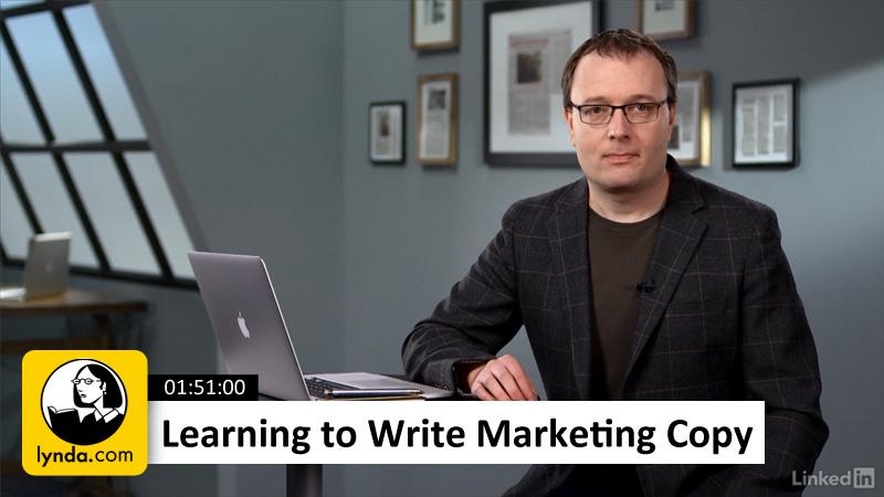 فراگیری نگارش متن بازاریابی