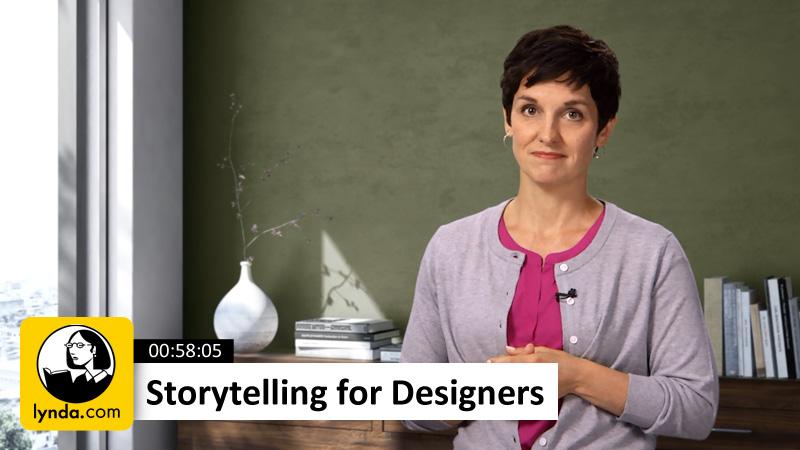 داستان سرایی برای طراحان