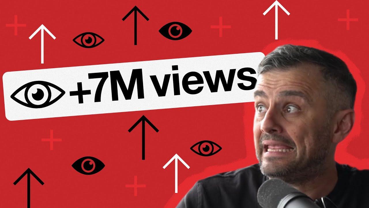 گری وی - چطور بیشتر از 7 میلیون ویو گرفتیم