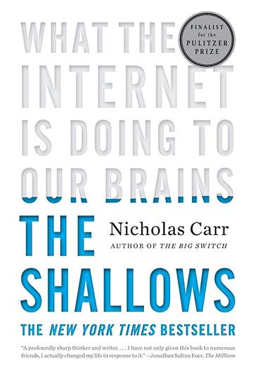 کتاب the shallows